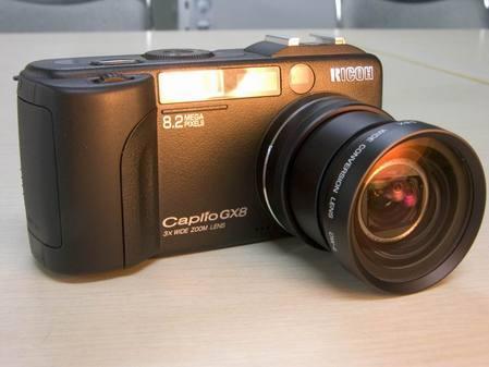设计精巧八款全手动便携相机强力推荐