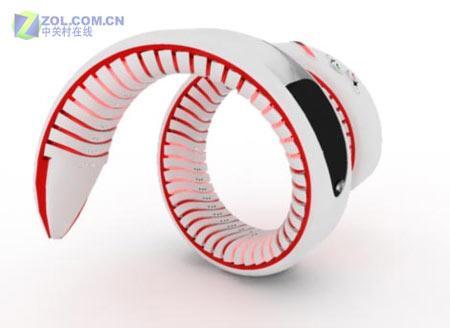 蛇形缠身女性最爱明基西门子概念手机图赏