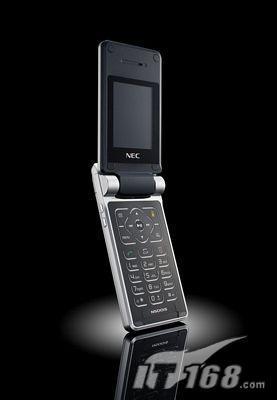 无极薄锐NEC超薄折叠手机N500is续轻薄神话