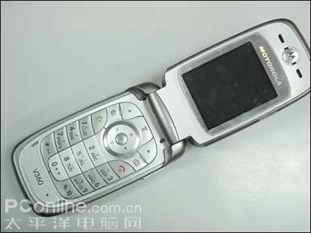 支持扩展卡摩托罗拉MP3手机V360仅1680元