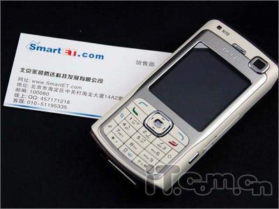 降价求得生存欧版诺基亚N70手机再降