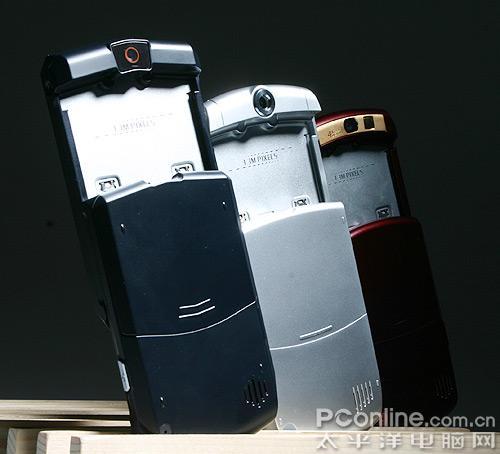 15mm超薄滑盖长虹三款轻薄滑盖手机图赏