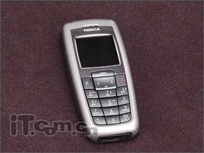 降幅达25%诺基亚2600手机现价仅售660元