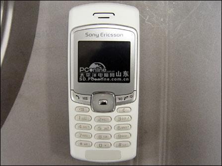 超低价甩卖索爱低端直板手机T290c只550元