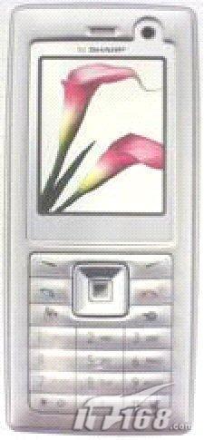 影像攻略夏普3GSM2006新机提前曝光