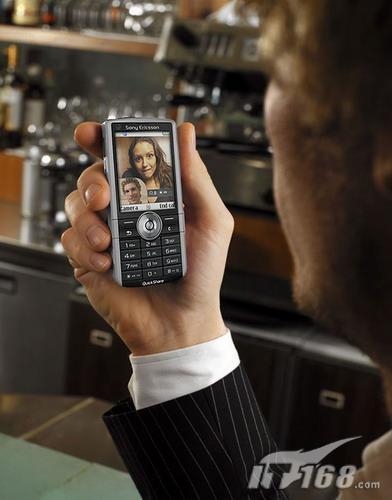 轻薄无敌索爱200万像素手机K610i信息曝光