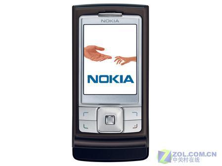 诺基亚6270再次到货欧版只要3400元