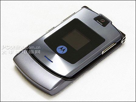 宝刀未老MOTO百万像素插卡V3i仅售3380元