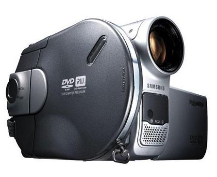 33倍光变三星新品数码摄像机即将发售