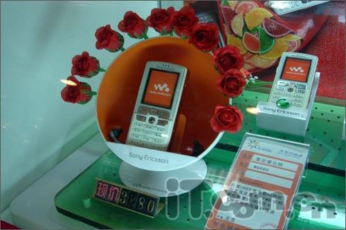 省下一笔情人节购手机狂送玫瑰花
