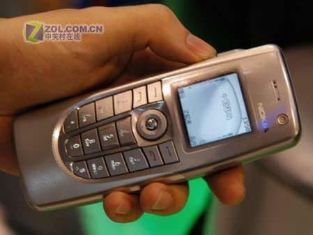 支持QWERTY键盘诺基亚商务手机9300破五千
