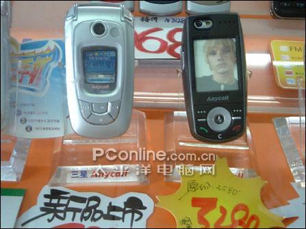 14日各地手机:名牌滑盖智能强机猛跌300元(3)