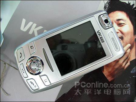 女性最爱唯开滑盖手机VK660降至1299元