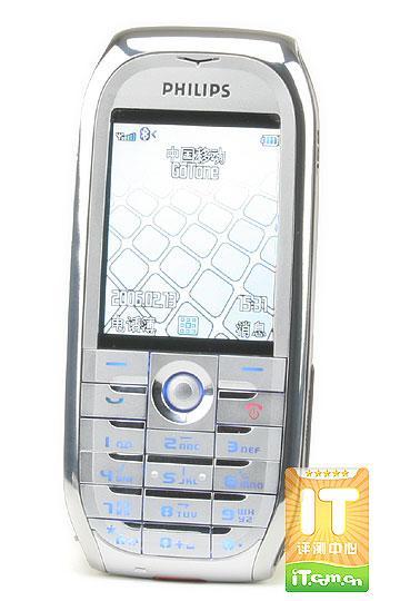 中端直板新杀手飞利浦768手机全面评测
