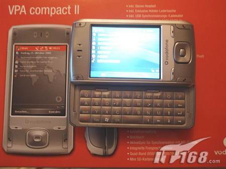 与行货酷似多普达838沃达丰版手机现身