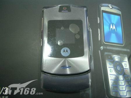 仅差400元摩托罗拉V3i手机行水综合行情