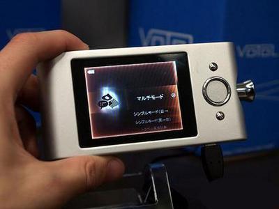 NEC推出新款MP4播放器屏幕不大价格高