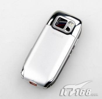 娱乐直板飞利浦768音乐手机详细评测(2)