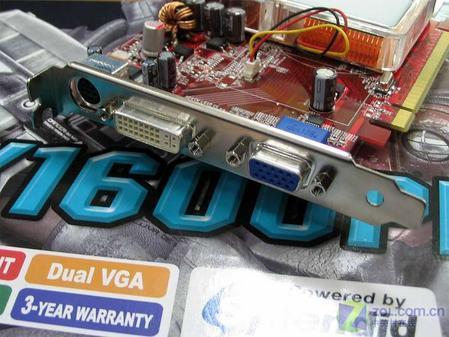 难得低价华硕EAX1600PRO仅售1099元