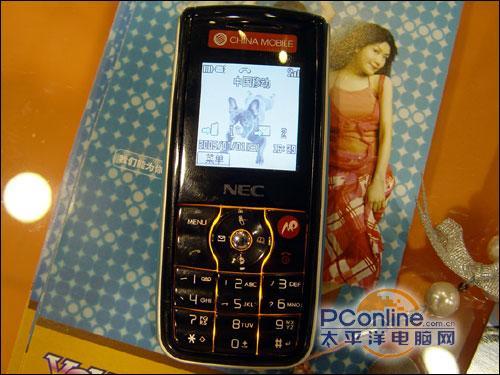 低价冲击市场NEC直板娱乐手机YOYO不到900