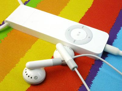 16日MP3苹果MP3应声降价微软也要掺和