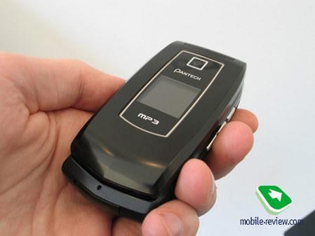 3GSM韩国泛泰低调当中仍现新产品