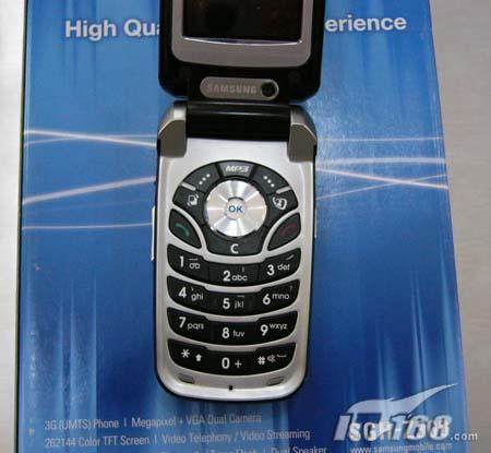 焕然一新三星Z300手机现价仅售2100元