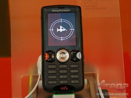 上市在即3GSM2006再看索尼爱立信W810