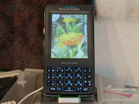 15mm的UIQ智能3G机索爱M600i黑白对赏(2)