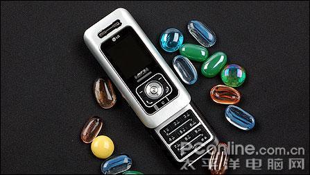 迷你音乐LG超小型滑盖音乐手机C258评测