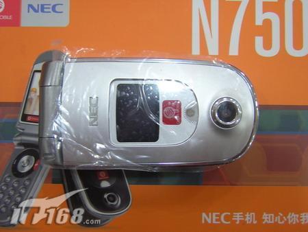 性价比飙升NEC百万像素N750小跌仅售1330