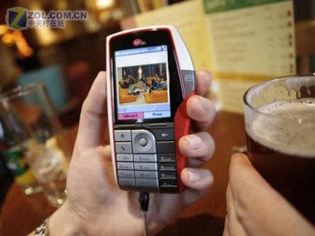 世界首款DAB-IP功能智能手机亮相3GSM