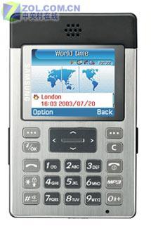 开创计算器手机时代8.9mm三星P300赏