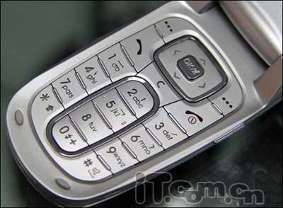 跌入3000三星音乐手机E738仅售2880