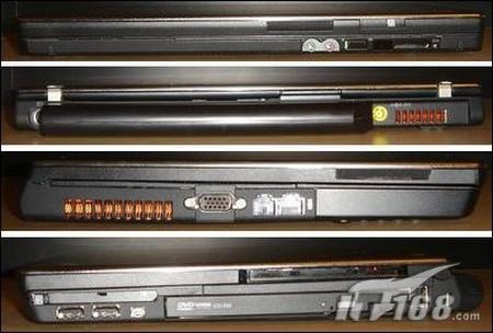 同门兄弟PK:ThinkPadZ60t对天逸100(6)