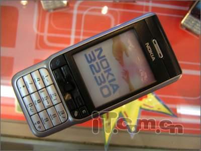 小降219诺基亚3230时尚智能手机仅售2480