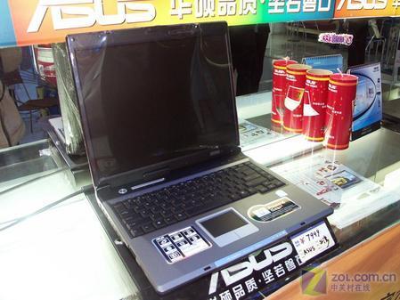 华硕5999元A3笔记本电脑升级至60GB硬盘