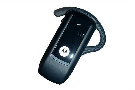 V3的绝配MOTO全新蓝牙耳机H3上市