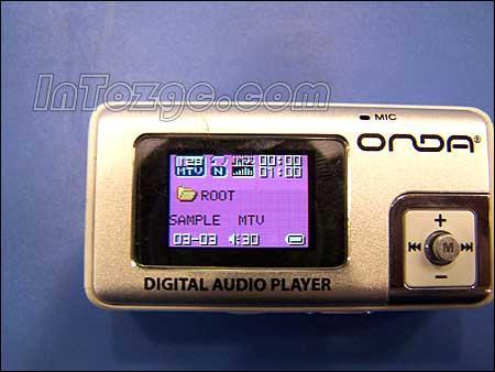 绝对超值之选299元256MB廉价MP3导购