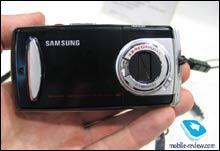 800万像素笑傲3GSM三星高端拍照手机曝光