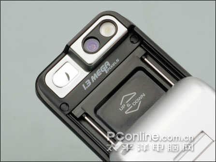 纤细迷人LG迷你滑盖音乐手机G259上市