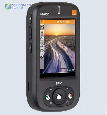 200万像素WiFi智能机M600即将上市