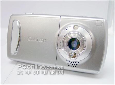 手机还是MP4泛泰横屏娱乐手机PG8000到货
