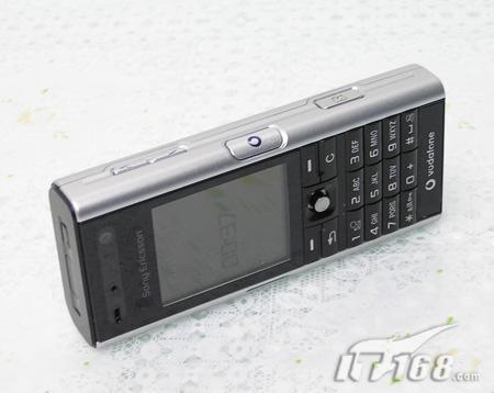 黑色重金属索爱V600超低价仅售1580元