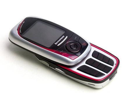 联想130万像素滑盖手机V707仅售1680元
