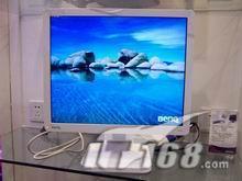 时尚靓丽明基17寸8ms液晶显示器降1100元