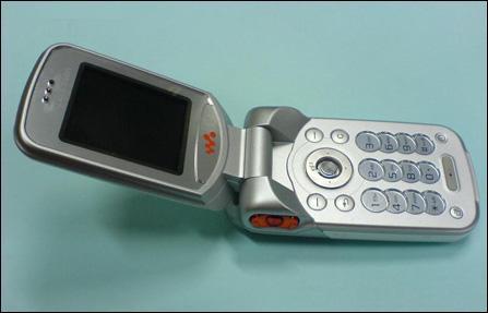 谜底即将揭晓索爱Walkman新机W530谍照曝光