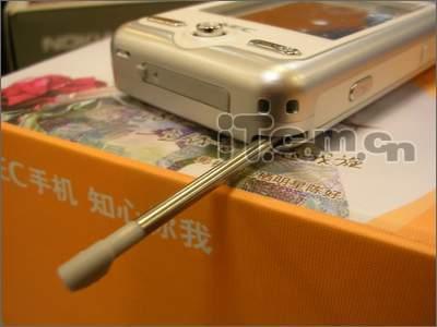超值NEC顶级手机N6203跌破3000大关