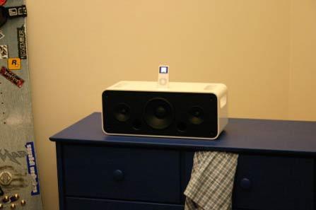 褒贬不一苹果发布iPod专用Hi-Fi扬声器(2)