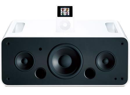 褒贬不一苹果发布iPod专用Hi-Fi扬声器